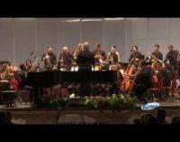 Lanciano: l'Orchestra sinfonica internazionale giovanile Emf chiude il concerto con ET