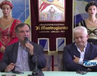 Lanciano: Luigi Schips è il Mastrogiurato della XXXVII edizione