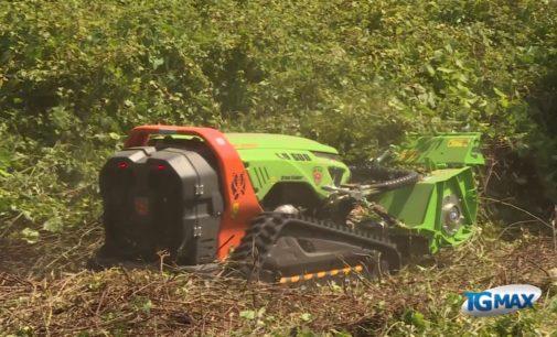 Trattore senza conducente, la rivoluzione in agricoltura parte dall'Abruzzo