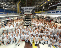 Sevel: prodotto il seimilionesimo furgone, nuovo traguardo della fabbrica dei record