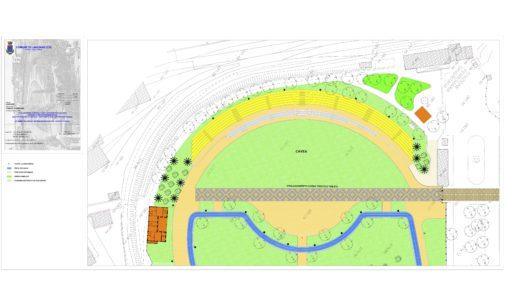 Lanciano: ecco come sarà il Parco delle rose intitolato a Pino Valente