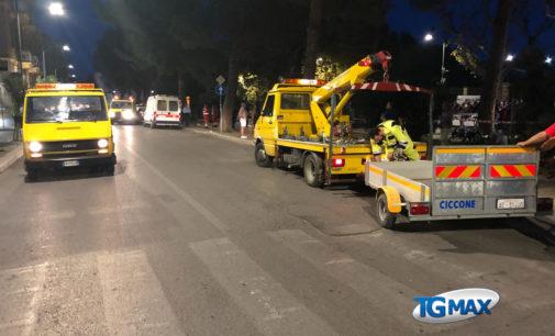 Lanciano: 80 auto rimosse nella nottata e prima serata, carro-attrezzi in azione