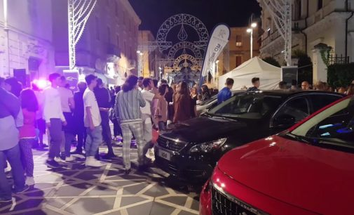 Feste di Settembre: tanti giovani alla nottata, deludono i fuochi dell'apertura