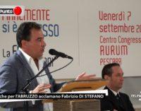 Elezioni regionali: Fabrizio Di Stefano sfida Sara Marcozzi al confronto