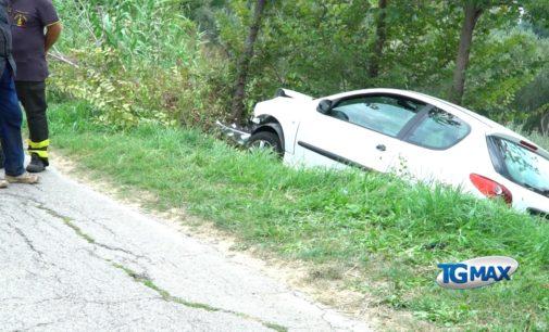 Lanciano: donna muore in auto a Serre, forse un malore
