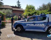 Rapina in villa a Lanciano, nei filmati delle telecamere di Ubi Banca due banditi e un'auto