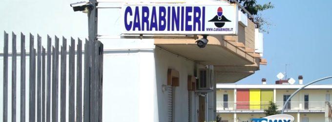 Archi: arrestato per furto in sala giochi, a casa i carabinieri scoprono allaccio abusivo di corrente