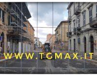 Lanciano: allestito il nuovo cantiere del Corso tra via De Crecchio e viale delle Rose