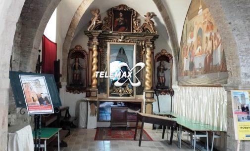 Rocca San Giovanni, trafugata la veste della Madonna Addolorata