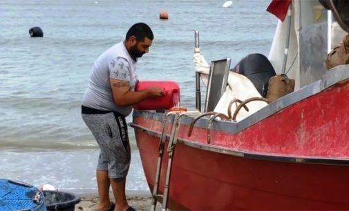 Recuperato vivo il pescatore caduto in mare, è stato 40 ore in acqua