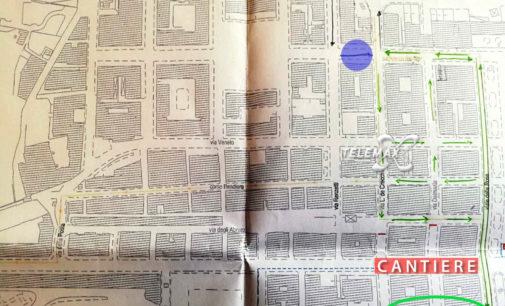 Lanciano: ecco come cambia la viabilità per la riapertura del cantiere del Corso