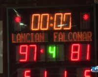 Basket: Lanciano batte Falconara 97-81