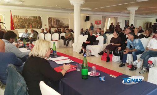 Fiom Cgil Chieti: il congresso conferma Davide Labbrozzi segretario generale