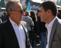 Spostamento del terminal bus Tiburtina, la protesta dell'Abruzzo va in scena a Roma