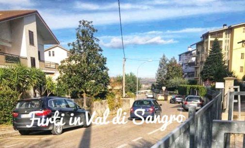 Val di Sangro, tentato furto di un'auto a Monte Marcone di Atessa