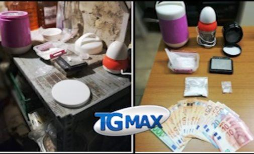Traffico di sostanze stupefacenti: un arresto a Vasto
