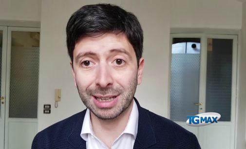 Mdp: Roberto Speranza a Lanciano, ripartire dal centrosinistra per costruire l'alternativa al governo Lega-M5s