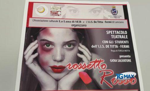 Rossetto Rosso: a Lanciano lo spettacolo con 130 studenti del De Titta-Fermi