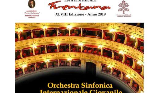 Dietro front: i concerti Emf si faranno, il Comune di Lanciano versa parte del contributo regionale