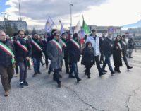 Aumento pedaggi Strada dei parchi: 50 sindaci in protesta da Abruzzo e Lazio