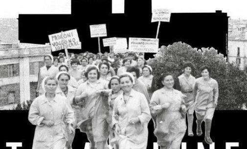 Tabacchine: a 50 anni dalla rivolta, dei pannelli ricordano le operaie di Lanciano e la loro lotta
