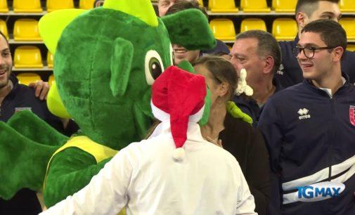 A Lanciano una festa di sport e solidarietà con l'Unibasket