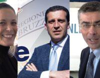Lanciano: il vicesindaco e due assessori candidati con Legnini