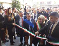 Sulmona: fischi al taglio del nastro per l'ala antisismica dell'ospedale