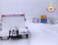 Maltempo: in Abruzzo attivi 33 Centri operativi comunali, disagi sulle strade per ghiaccio e neve