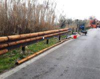 Costa dei trabocchi, arrivano le barriere in legno e acciaio
