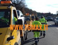 A14, nove auto coinvolte nell'incidente stradale al ponte Feltrino