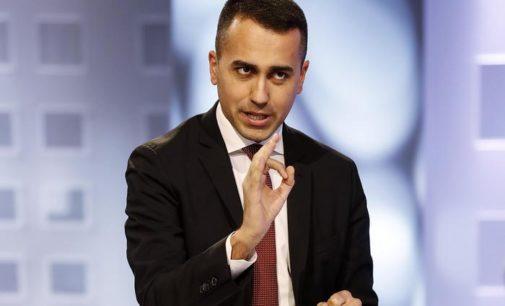 Giornalisti sciacalli e corrotti: Di Maio, posizione archiviata dal consiglio disciplina