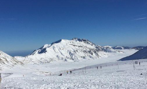 Temperature basse e gelo in Abruzzo: picco di 27,8 gradi sotto lo zero registrato ai Piani di Pezza