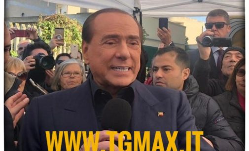 Campagna elettorale: Berlusconi torna in Abruzzo