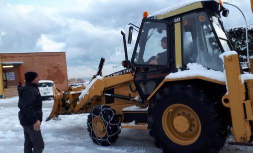 Neve: scuole chiuse a Lanciano venerdì 11 gennaio