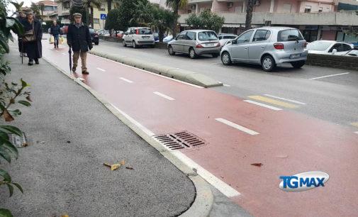 Ministero Trasporti: chiudere in autotutela la pista ciclabile di via del Mare oppure adeguarla