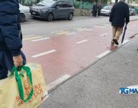 Lanciano: lunedì apre il cantiere alla pista ciclabile di via del Mare per lavori di miglioramento