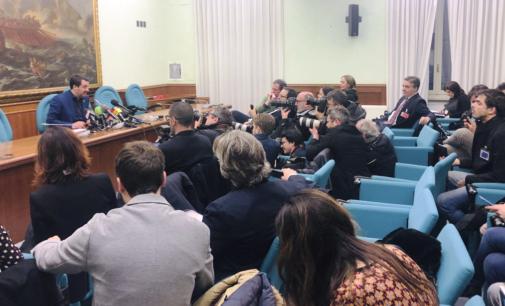 Salvini commenta il voto: boom della Lega in Abruzzo e impazza il toto giunta, ecco i primi nomi