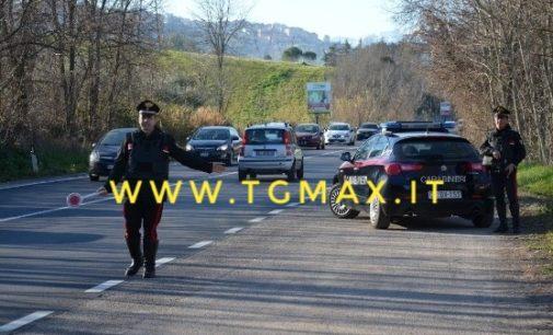 Decreto sicurezza, sequestrate 24 auto con targhe straniere