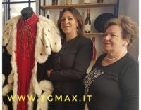Il Mastrogiurato in mostra a Roma con il vestito di Tonino Giallonardo