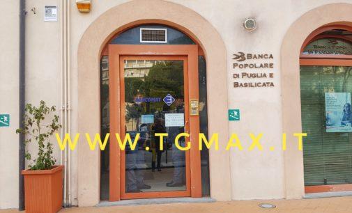 Rapina alla banca Puglia di Lanciano, magro bottino