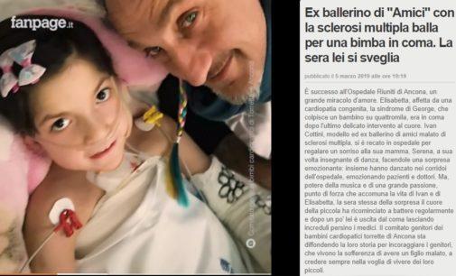 Balla con la madre e la figlia si sveglia dal coma, Fanpage racconta il miracolo della danza per Elisabetta