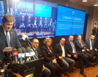 Marsilio presenta la nuova giunta: gli assessori saranno supporter di tutto il territorio