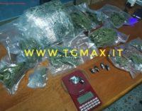 Altino, arrestato con 2,5 kg di droga