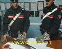 Droga in area frentana: uomo con fucile arrestato a Lanciano, donna denunciata a Fossacesia