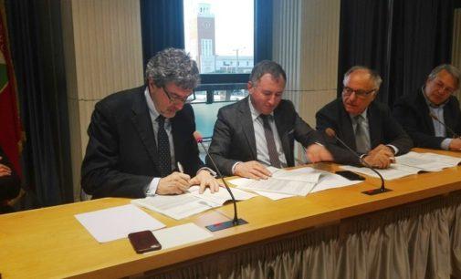 Viabilità: siglato accordo tra Regione e Province