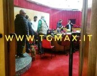 Lanciano: inizia il rientro nel palazzo sgomberato di via Garibaldi