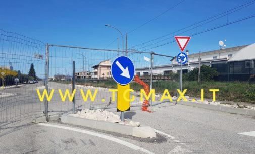 Lanciano: affidati i lavori di completamento di via Bergamo