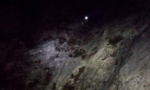 Scialpinisti in difficoltà, recuperati dal soccorso alpino abruzzese