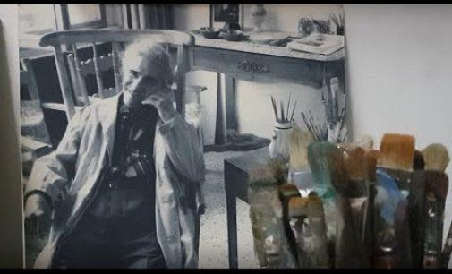 Federico Spoltore, nella casa natale del pittore frentano